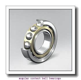 FAG QJ214-TVP-E  Angular Contact Ball Bearings