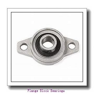 DODGE F4B-GT-55M  Flange Block Bearings