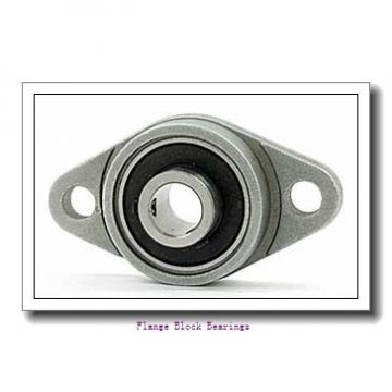DODGE EF4B-S2-107R  Flange Block Bearings