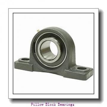 2.953 Inch | 75 Millimeter x 3.29 Inch | 83.566 Millimeter x 3.252 Inch | 82.6 Millimeter  QM INDUSTRIES QVPF16V075SET  Pillow Block Bearings