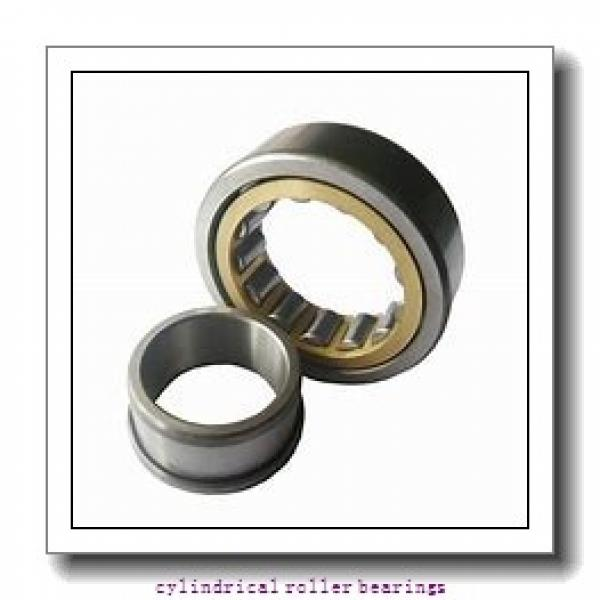 2.165 Inch | 55 Millimeter x 3.937 Inch | 100 Millimeter x 0.984 Inch | 25 Millimeter  CONSOLIDATED BEARING NU-2211E  Cylindrical Roller Bearings #1 image